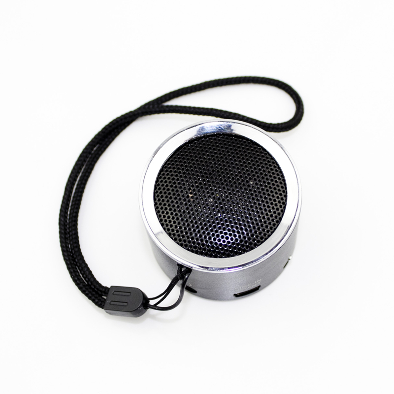 Super Mini Round Speaker&Radio