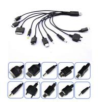10in1 Multi-function USB Charger Cable